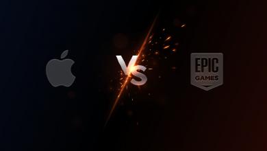 صورة ابل تصدر بيان للرد على شركة Epic Games حول إزالة لعبة Fortnite من متجر التطبيقات