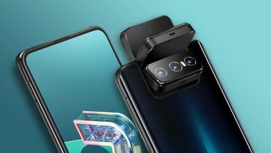 صورة Asus تزيح الستار رسميًا عن الهاتفين Asus Zenfone 7 و Asus Zenfone 7 Pro