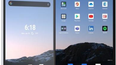 تسريبات مصورة تشير إلى خطط مايكروسوفت لإطلاق جهاز Surface Duo قريباً