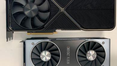 تسريبات مصورة حية تكشف عن تصميم كرت شاشة Nvidia GeForce RTX 3090
