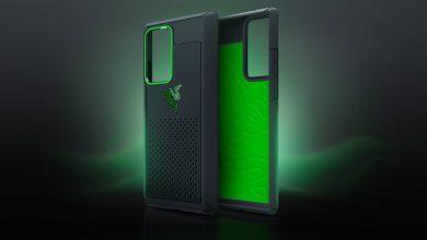 صورة Razer تكشف عن غطاء واقي خاص لتبديد الحرارة من أجل Galaxy Note 20 و Galaxy Note 20 Ultra