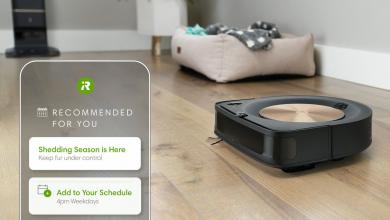 صورة iRobot تعلن عن منصة جديدة بترقية لتقنية الذكاء الإصطناعي للمكانس الروبوتية الذكية