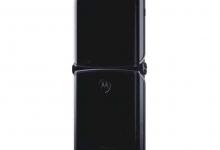 صورة أحدث الصور المسربة لهاتف موتورولا القابل للطي MOTOROLA RAZR 5G