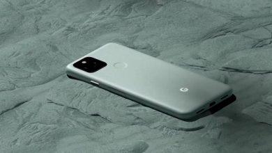 صورة أعلنت Google عن هاتف Pixel 5 باعتباره هاتف 5G متوسط المدى