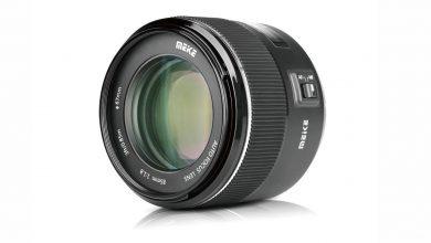 صورة أعلن Meike 85mm f / 1.8 AF لكاميرا كانون ونيكون DSLRS – وهو أقل من 200 دولار
