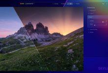 """صورة إطلاق Skylum Luminar AI ، ويهدف إلى """" إعادة اختراع تحرير الصور التقليدي """""""
