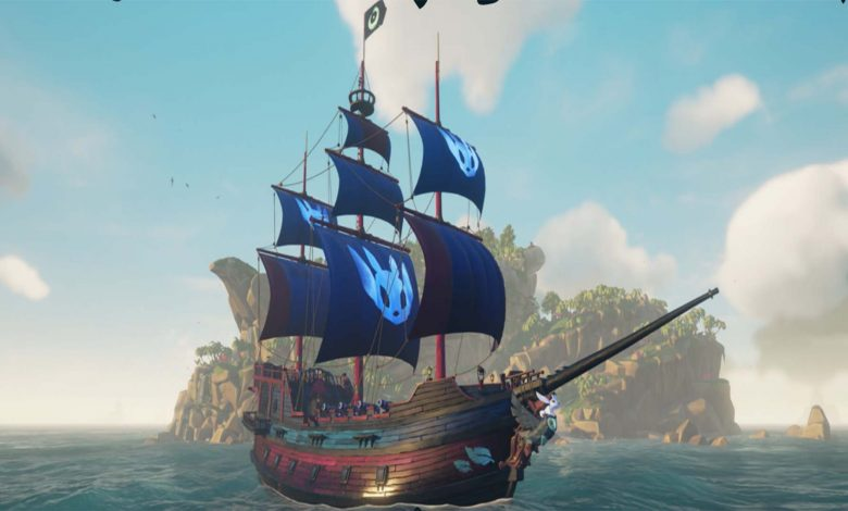 صورة احصل على حزمة Ancestral Ship مجاناً داخل لعبة Sea of Thieves