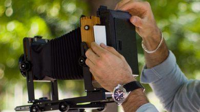 صورة اكتشف الكاميرا ذات التنسيق الكبير!  الإعلان عن LomoGraflok 4×5 Instant Back