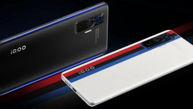 صورة الإعلان الرسمي عن هاتفي iQOO 5 Pro وiQOO 5 بسعر يبدأ من 576 دولار