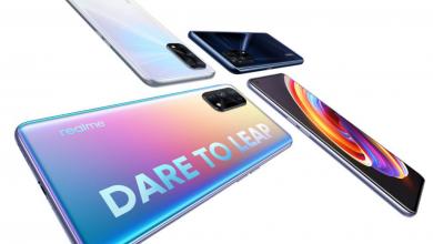 صورة الإعلان الرسمي عن هواتف Realme X7 Pro وrealme X7 وأيضاً realme V3 5G