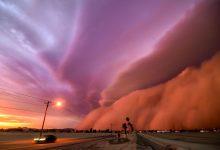 صورة التصويت للصور المفضلة لديك في مصور الطقس لعام 2020