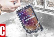 صورة المواصفات التقنية الكاملة لـ Galaxy Tab Active 3 تطفو على السطح