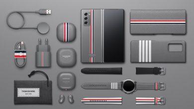 صورة الهاتف Galaxy Z Fold 2 Thom Browne يتخطى التوقعات في كوريا الجنوبية