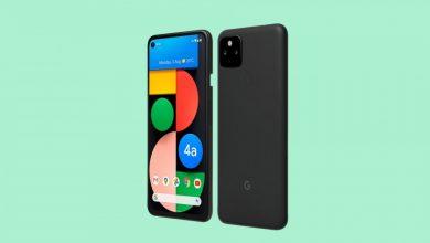 صورة الهاتف Google Pixel 4a 5G يُطل علينا من جديد، وهذه المرة من خلال صور رسمية مسربة جديدة