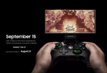 صورة سامسونج تقدم هواتف Galaxy Note20 مع تطبيق Xbox Game Pass مخصص