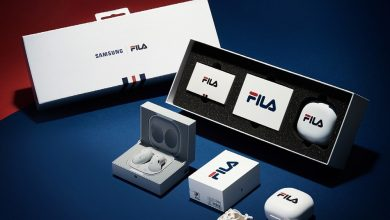 صورة سامسونج تُطلق نسخة خاصة من سماعات Galaxy Buds Live بالتعاون مع شركة Fila