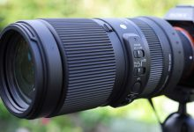 صورة مراجعة العدسة : Sigma 100-400mm بمواصفات f/5-6.3 DG DN OS