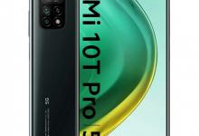 صورة صور إعلامية رسمية توضح تصميم هاتفي شاومي Mi 10T Pro 5G وMi 10T 5G