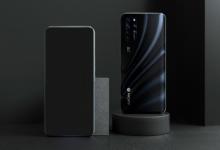 صورة صور رسمية توضح تصميم هاتف ZTE المرتقب Axon 20 5G