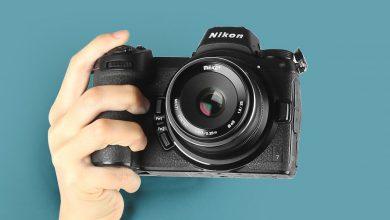 صورة عدسة بدون مرآة مقابل 75 دولارًا فقط!  يصعب مقاومة Meike 25mm f / 1.8