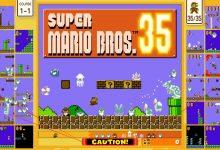 صورة لعبة Super Mario Bros. 35 قادمة إلينا رسمياً في 1 أكتوبر !