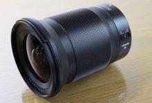 صورة مراجعة كاميرا Nikon Z 20mm f / 1.8 S.