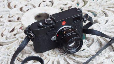 صورة مراجعة : Leica M10-R