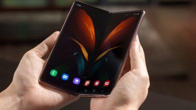 صورة مصممو سامسونج يتحدثون عن التصميم المبتكر للهاتف Galaxy Z Fold 2 في فيديوهات جديدة