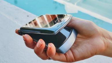 صورة موتورولا تكشف النقاب رسميًا عن الهاتف Motorola Razr 5G، ويُكلف 1500€