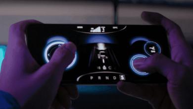صورة هاتف MI 10 ULTRA يدعم التحكم في السيارات عن بعد عبر شبكات 5G SA