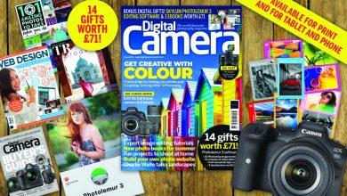 صورة هدايا إضافية بقيمة 71 جنيهًا إسترلينيًا مع الإصدار الجديد من الكاميرا الرقمية ، بما في ذلك 3 كتب إلكترونية وبرنامج Skylum Photolemur 3