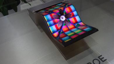 صورة هواوي تدعم هاتف Mate 40 بشاشات OLED بخاصية اللمس مدمجة من BOE