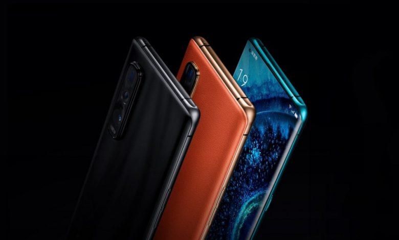 صورة أحد هواتف Oppo الرائدة سيستخدم المعالج SD870، والهاتف Oppo Find X3 Pro سيستخدم SD875