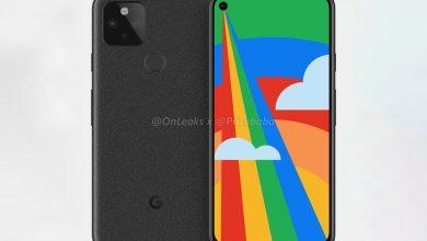 صورة يشير تسريب سعر Pixel 5 إلى هاتف Google آخر ميسور التكلفة