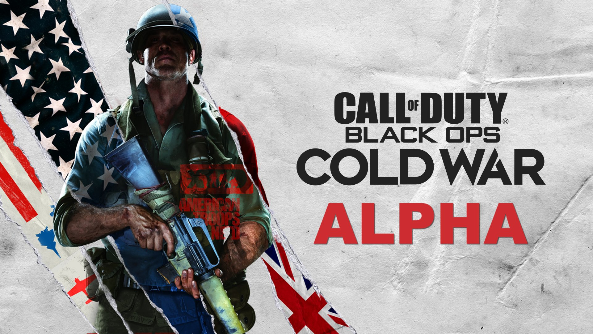 COD Black Ops Cold War ألفا PS4