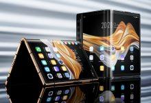 صورة يوفر FlexPai 2 من Royole استجابة أسرع للمس ومفصلة أكثر متانة لسوق الهاتف القابل للطي