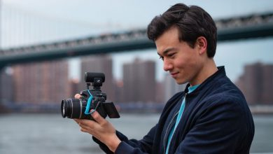 صورة يوفر Sennheiser MKE 200 الجديد صوتًا بسيطًا ومذهلًا للكاميرات + الهواتف