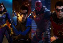 صورة أحداث Gotham Knights ستمتد لأيام ، غوثام ستضم خمسة مناطق والمزيد!