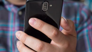 صورة مراجعة هاتف Nokia 8 Sirocco