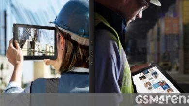 صورة سيستخدم Samsung Galaxy Tab Active3 Exynos 9810 ، مع إصدار بطاقة SIM المزدوجة