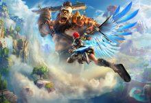 صورة لعبة Immortals Fenyx Rising فضحت نظام ترقية ألعاب سوني لـ PS5!