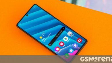 صورة يحصل Samsung Galaxy S10 Lite أيضًا على تحديث One UI 2.5