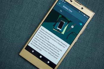 مراجعة هاتف Sony Xperia L2