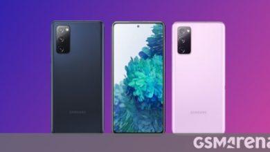 صورة تم إدراج Galaxy S20 FE لفترة وجيزة على موقع Samsung Philippines
