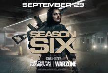 صورة العميلة فرح ومترو الأنفاق يظهران في عرض الموسم السادس من COD Warzone!