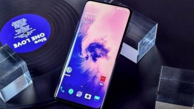 صورة تسريبات تؤكد على أن هاتف ONEPLUS 8T يأتي بأفضل شاشة في الهواتف الذكية