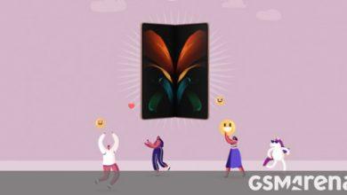 صورة تعتبر Samsung جهاز Galaxy Z Fold2 بمثابة الجهاز متعدد المهام النهائي