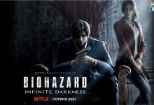 صورة رسمياً: مسلسل Resident Evil Infinite Darkness قادم لنتفلكس في 2021!
