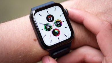 صورة مراجعة Apple Watch Series 6