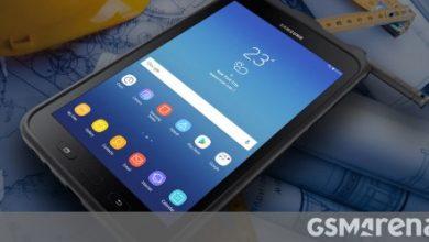 صورة سطح Samsung Galaxy Tab Active 3 كامل المواصفات